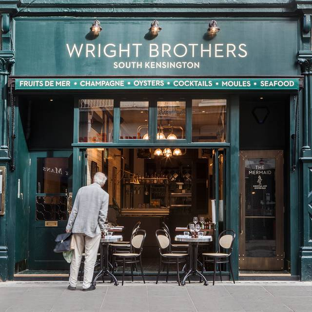 Wright Brothers - South Kensington, London