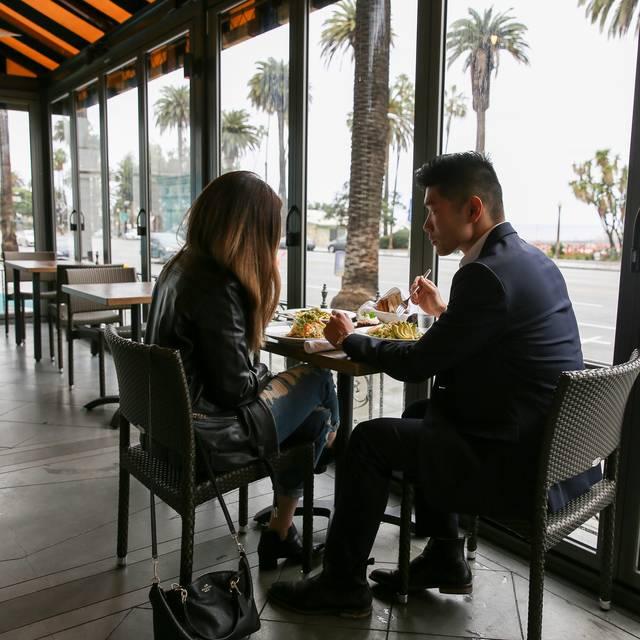 The Veranda Restaurant - Georgian Hotel, Santa Monica, CA