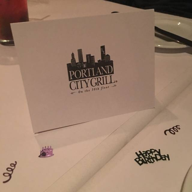 Portland City Grill, Portland, OR