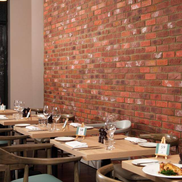 The Brasserie at Wivenhoe House Hotel, Colchester, Essex