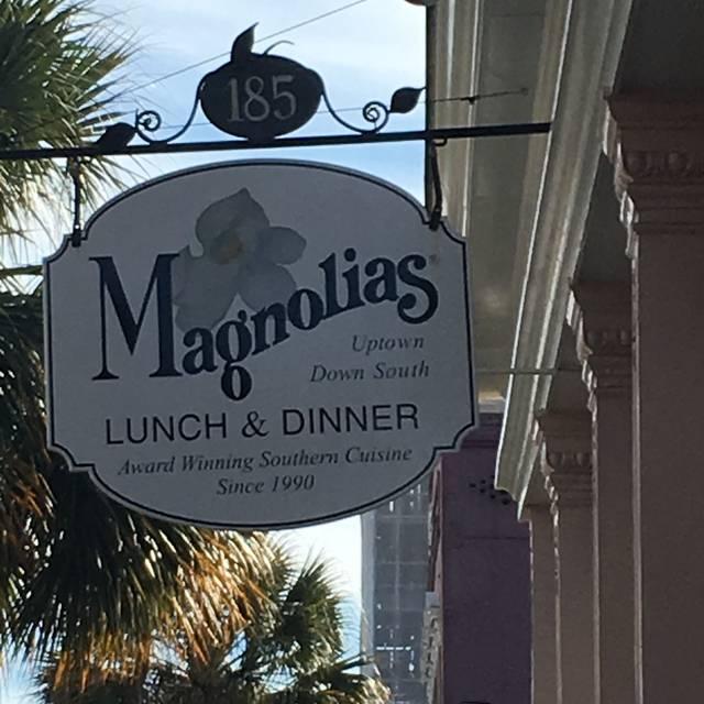 Magnolias, Charleston, SC