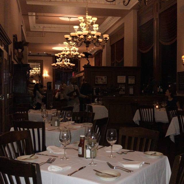 Bobby Van's Steakhouse - Broad Street, New York, NY
