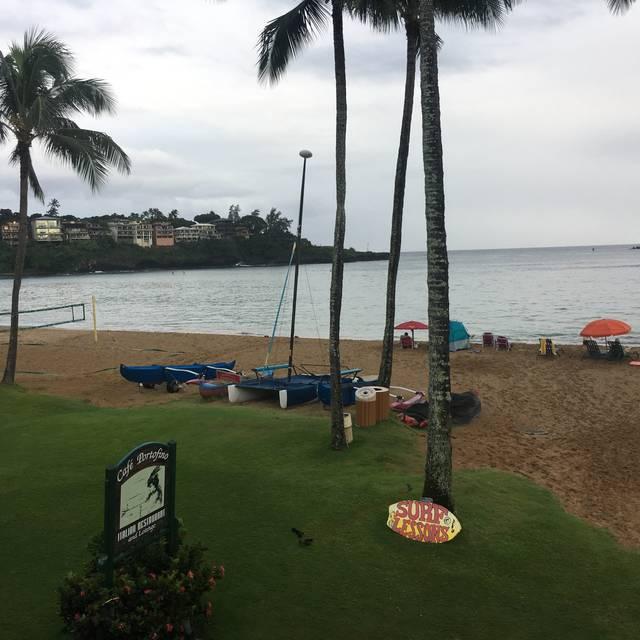 Cafe Portofino - Marriott Kauai, Lihue, HI