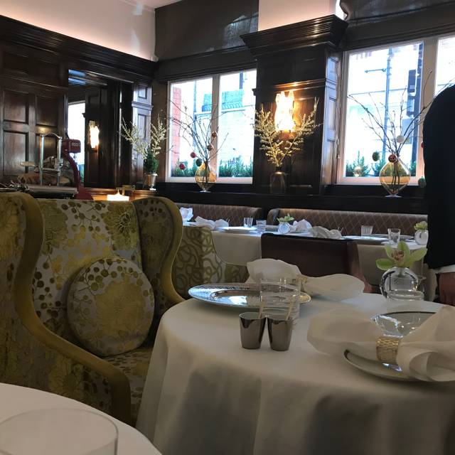 Hélène Darroze at the Connaught, London