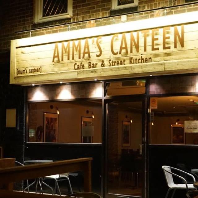 Ammas Canteen, Manchester