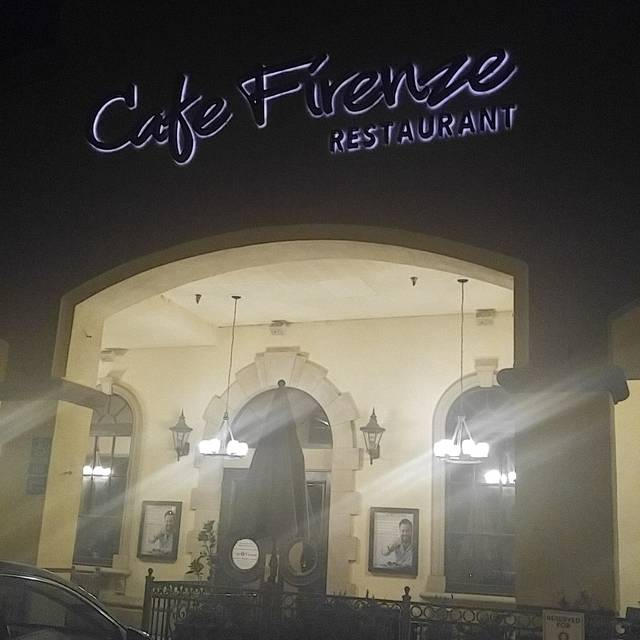 Cafe Firenze, Moorpark, CA