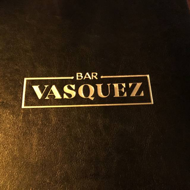 Bar Vasquez, Baltimore, MD
