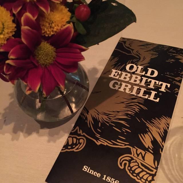 Old Ebbitt Grill, Washington, DC