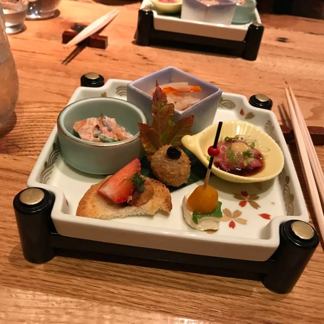 Wako Japanese Restaurant, San Francisco, CA