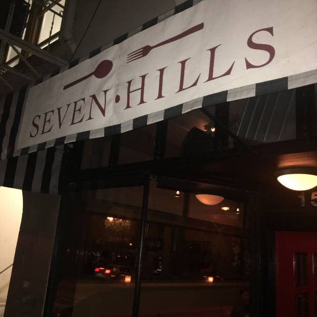 Seven Hills, San Francisco, CA