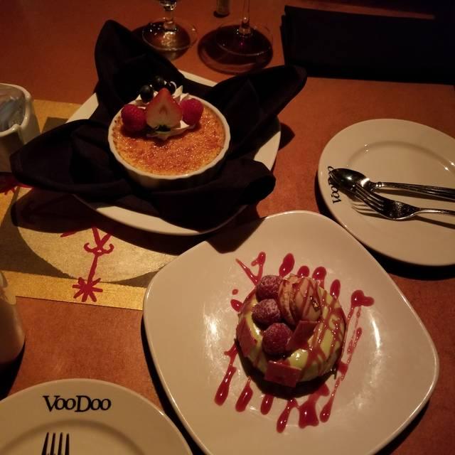VooDoo Steakhouse - Rio All-Suite Hotel & Casino, Las Vegas, NV