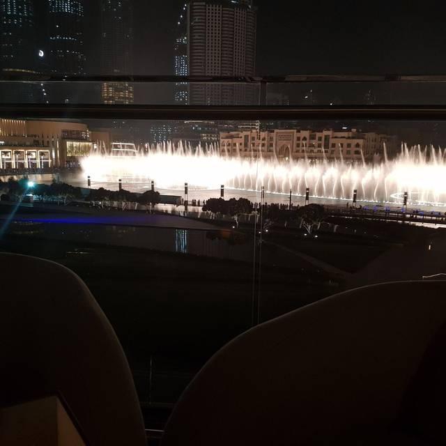 Armani Ristorante/ Armani Hotel Dubai, Dubai, Dubai