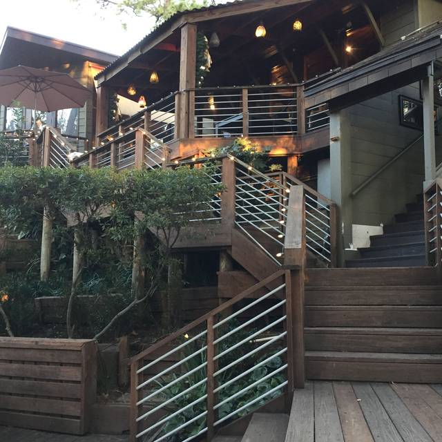 Rainbow Lodge, Houston, TX