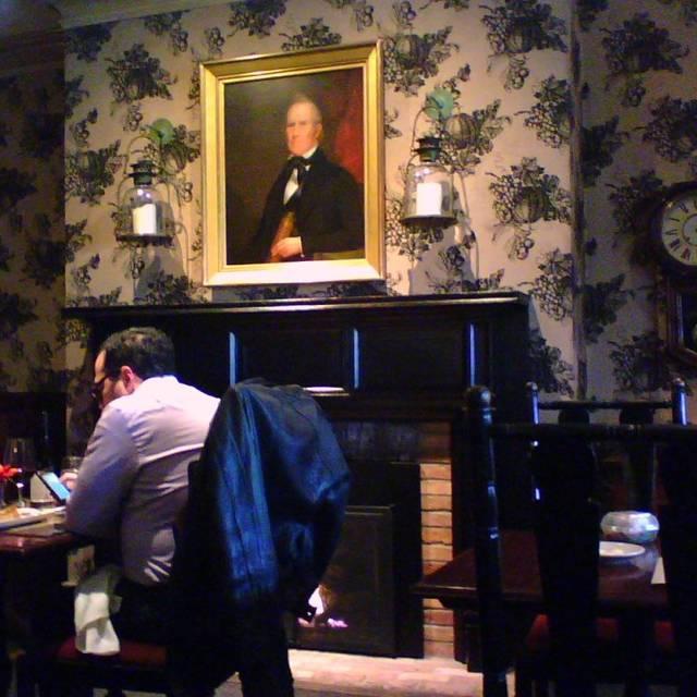 Aurora Inn Dining Room, Aurora, NY