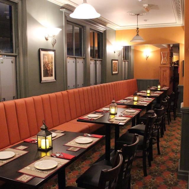 Virsa Indian Restaurant Dover Kent