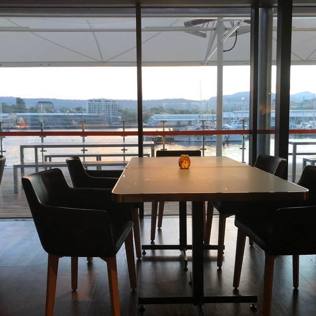 Old Wharf Restaurant, Hobart, AU-TAS