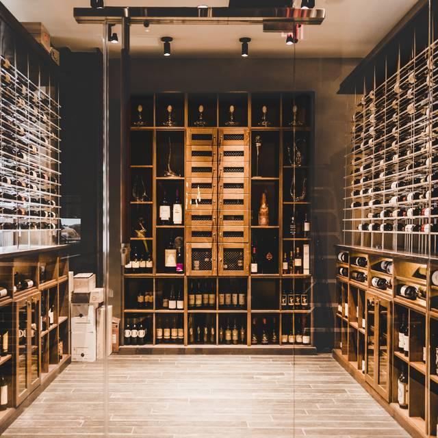 Wine Room - Haywire, Plano, TX