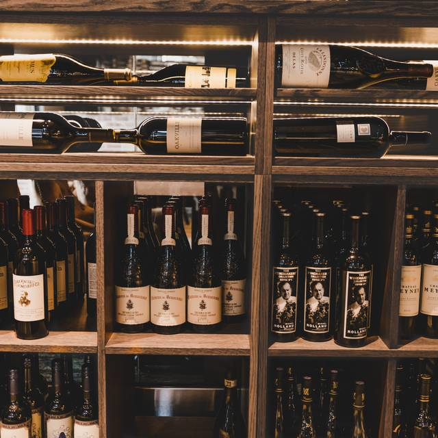 Nd Floor Wine Room - Haywire, Plano, TX