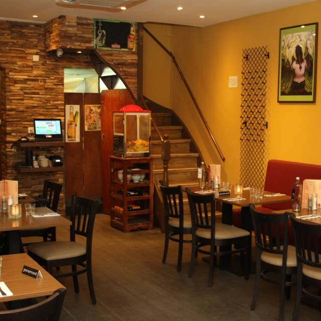 Alfonso's Mexican & Grill Restaurant, Amsterdam, Noord-Holland