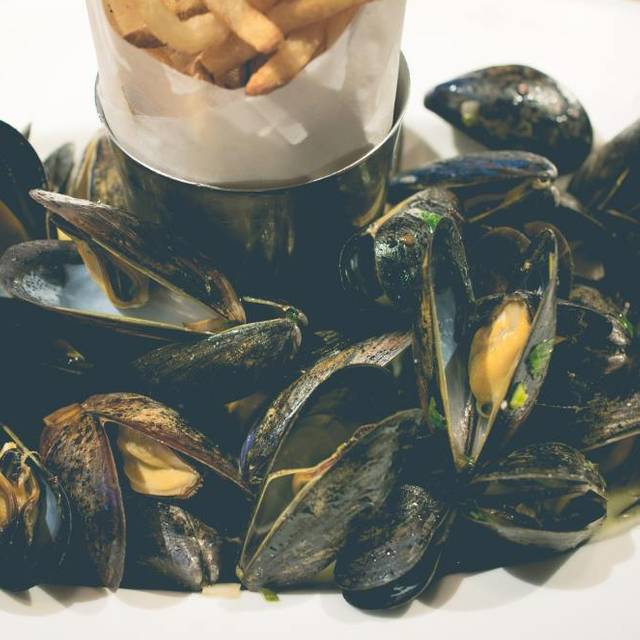 Mussels - Print Works Bistro, Greensboro, NC