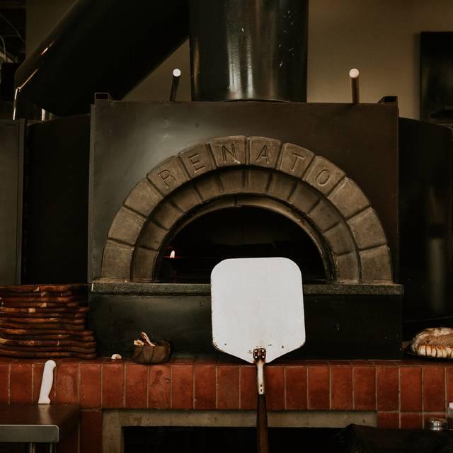 Terrazza Romana at Il Mercato Gentiloni Restaurant - Saltillo, COA ...