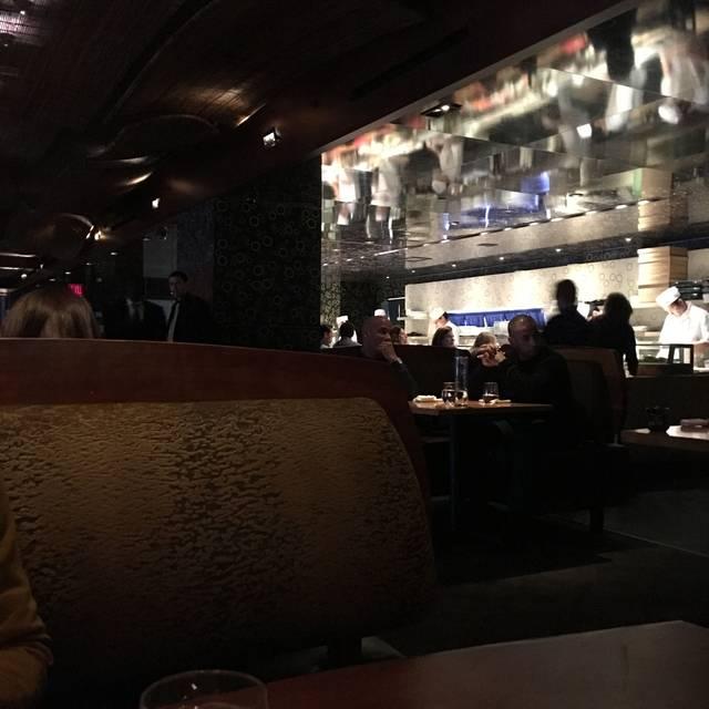 Nobu Fifty Seven, New York, NY
