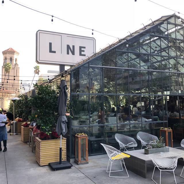 commissary at the line hotel restaurant los angeles ca opentable. Black Bedroom Furniture Sets. Home Design Ideas