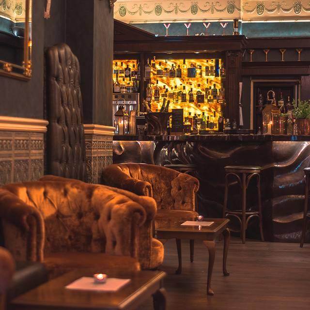 Penventon Park Hotel - The Restaurant, Redruth, Cornwall