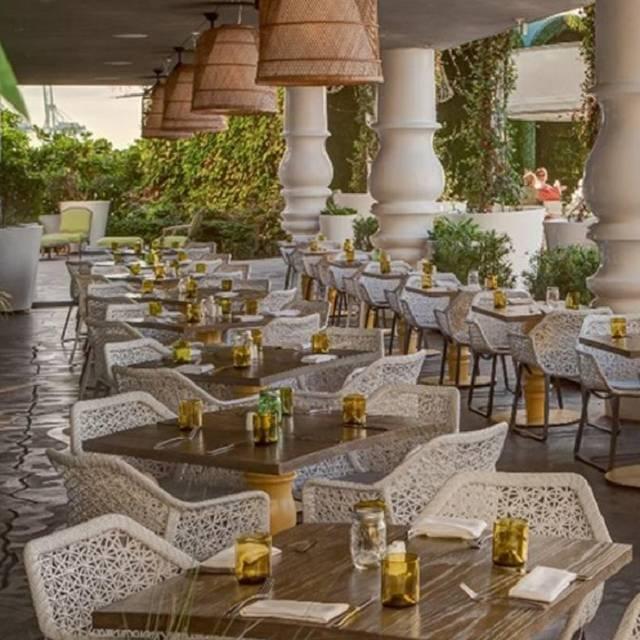 Mondrian Caffé, Miami Beach, FL