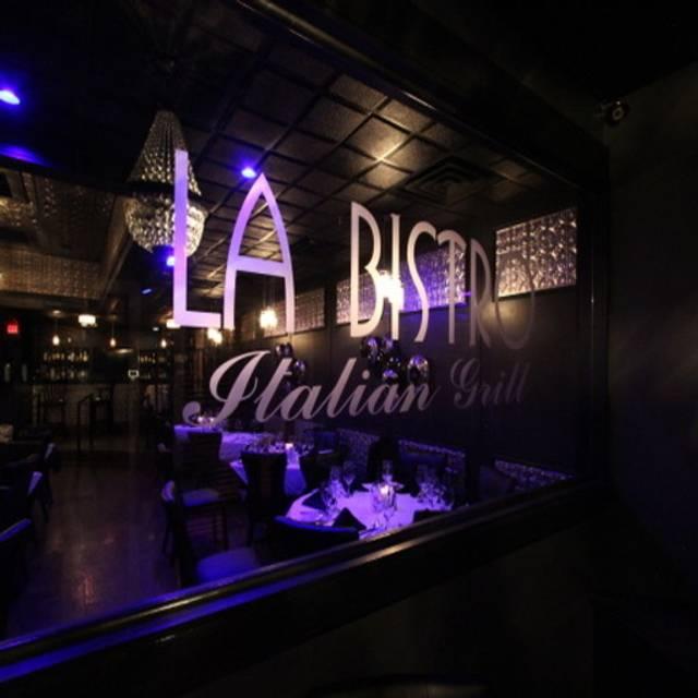 La Bistro Italian Restaurant, Hurst, TX