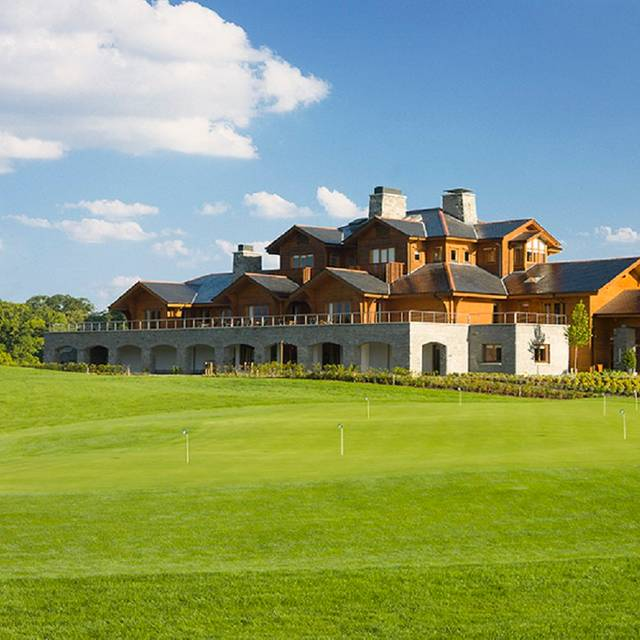 Clubhouse at Luttrellstown Castle Resort, Castleknock, Co. Dublin