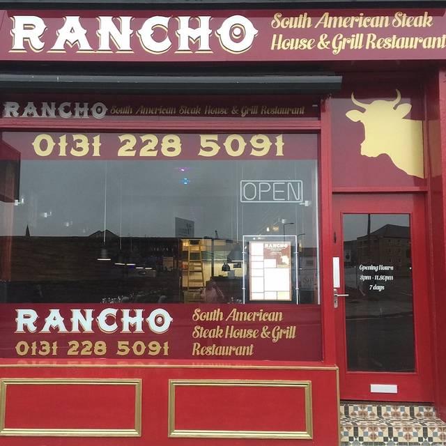 Rancho Steak House, Edingburgh