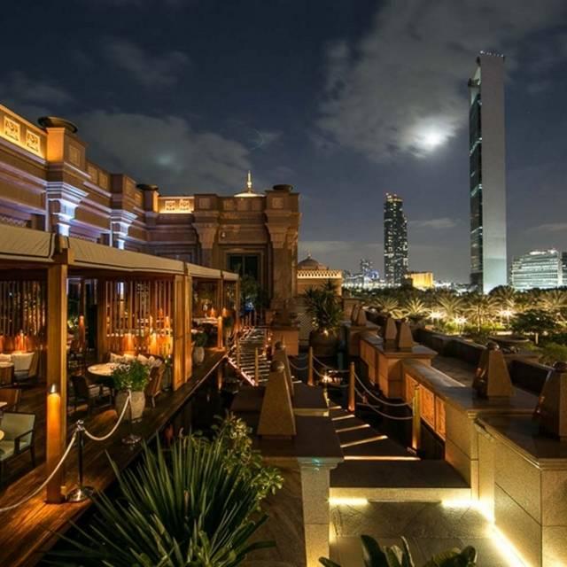 Hakkasan - Abu Dhabi, Abu Dhabi, Abu Dhabi