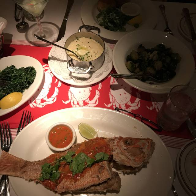 Shaw's Crab House - Chicago, Chicago, IL