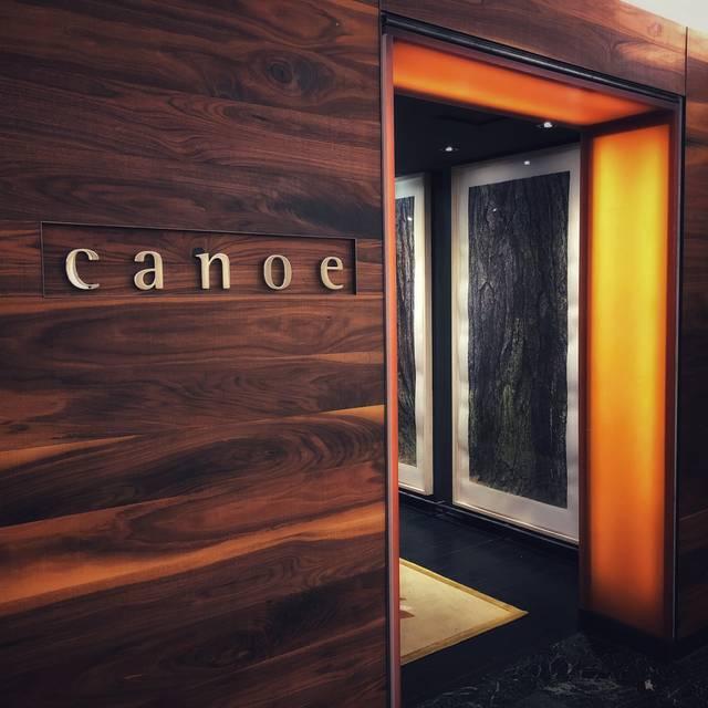 Canoe Restaurant and Bar, Toronto, ON