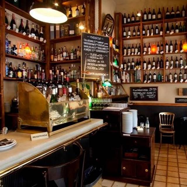 Bar Mut, Barcelona, Barcelona