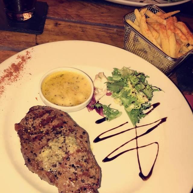 Churrasco Steakhouse, Liverpool, Merseyside