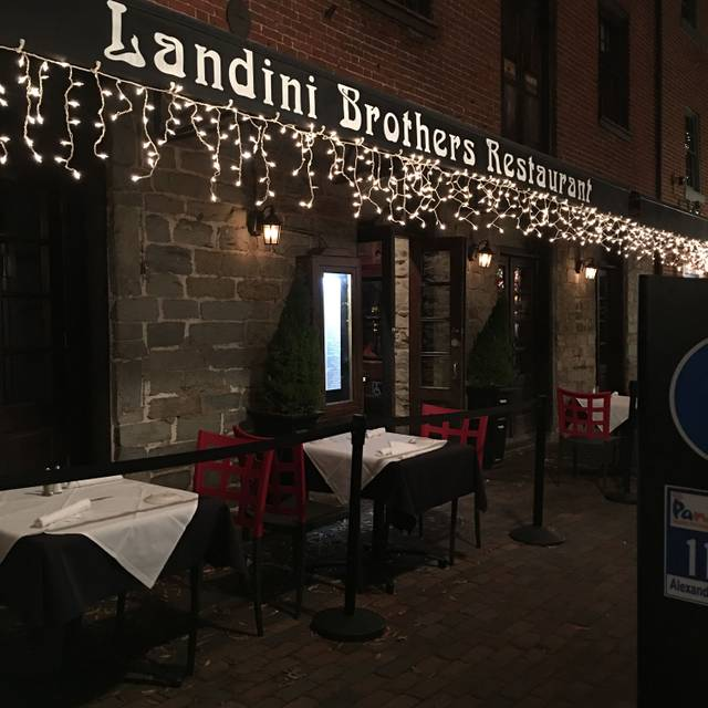 Landini Brothers, Alexandria, VA