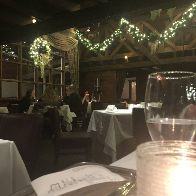 The Saddle River Inn, Saddle River, NJ