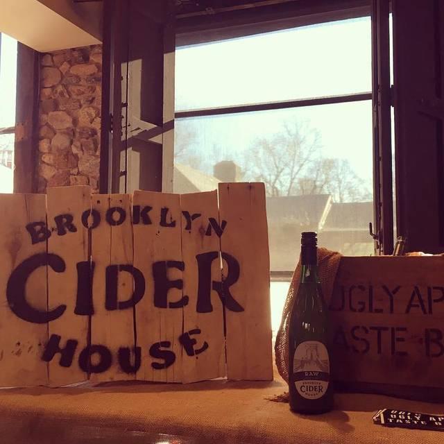 Brooklyn Cider House, Brooklyn, NY