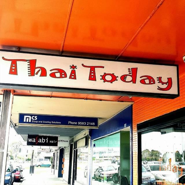Thai Today, Mentone, AU-VIC