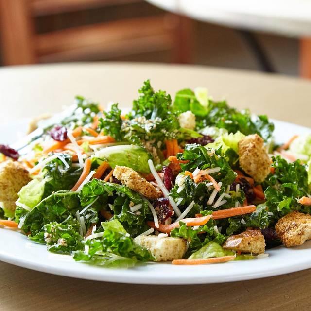 salad - Divine Art Cafe, Nashville, TN