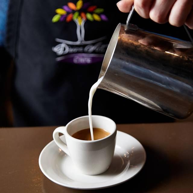 coffee - Divine Art Cafe, Nashville, TN
