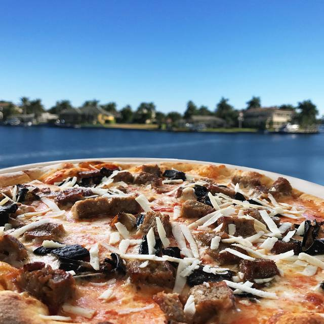 Pizza - MiraMare, Naples, FL
