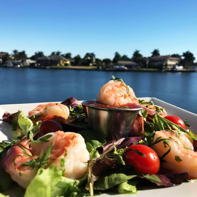 Salad Shrimp - MiraMare, Naples, FL