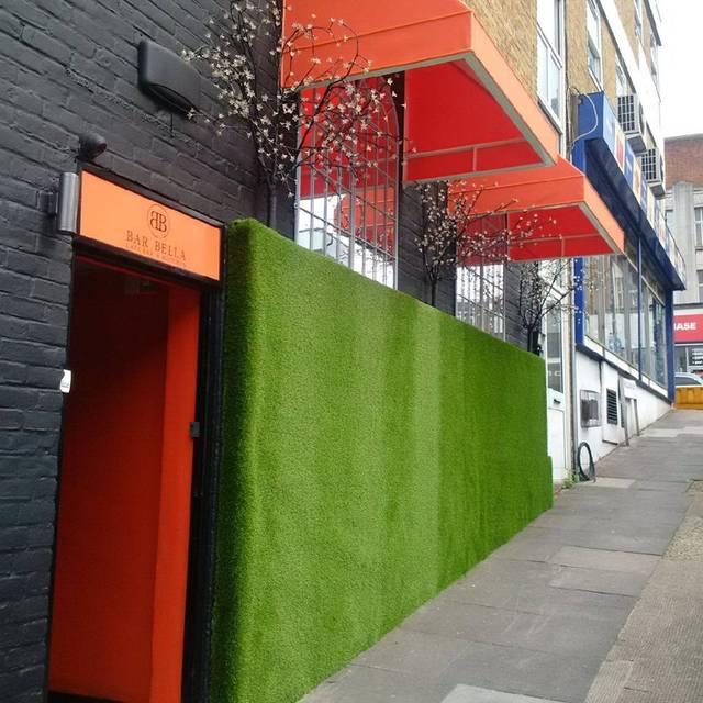 Bar Bella, London