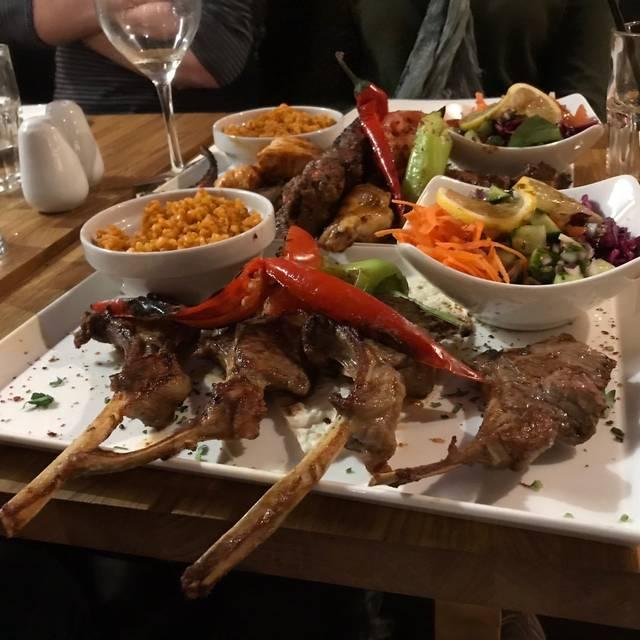 Zorba Meze Grill Tunbridge Wells, Kent OpenTable