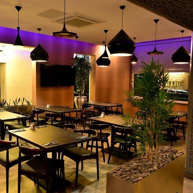 Safire Restaurant, Manchester