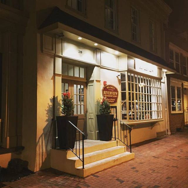 Riverview Restaurant and Bar, Burlington, NJ