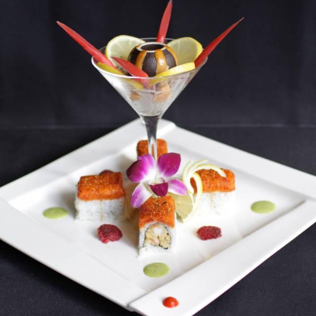 Alpha fusion restaurant new york ny opentable for Aura thai fusion cuisine new york ny